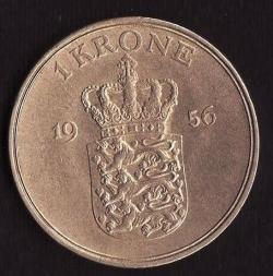 Imaginea #1 a 1 Krone 1956