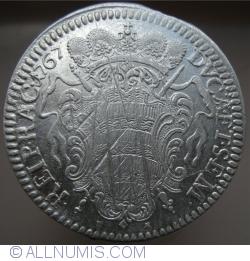 Image #1 of 1 Tallero 1767 GB-DM