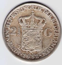 Image #1 of 2 1/2 Gulden 1932