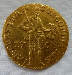 Image #1 of 1 Ducat 1768