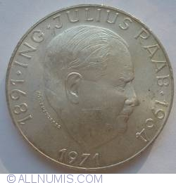 Imaginea #2 a 50 Schilling 1971 - Iulius Raab