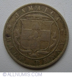 Image #1 of 1/2 Penny 1894