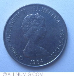 Image #2 of 10 Pence 1984