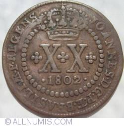 Imaginea #1 a 20 Reis 1802