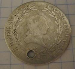 Image #2 of 20 Kreuzer 1805 E