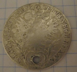 Image #1 of 20 Kreuzer 1805 E