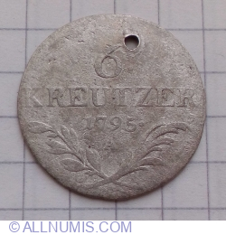 Image #1 of 6 Kreutzer 1795 A