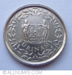 Image #2 of 10 Cents 1985