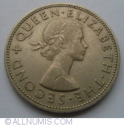 Image #2 of 1/2 Crown 1963
