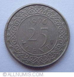 Image #1 of 25 Cents 1976