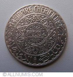 Imaginea #2 a 20 Franci 1933  (AH1352)