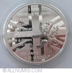 Image #2 of 100 Francs 1994 Winston Churchill