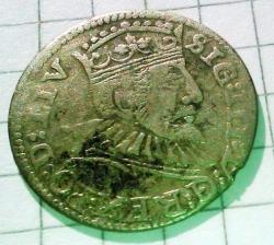 Image #2 of 3 Groschen 1593