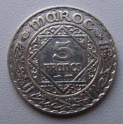 Imaginea #1 a 5 Franci 1928 (AH1347)
