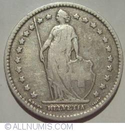 Image #2 of 1 Franc  1899