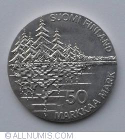 Image #1 of 50 Markkaa 1985 - Kalevala