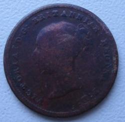 Imaginea #2 a Half Farthing 1843