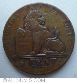 Imaginea #1 a 5 Centimes 1833