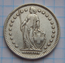 Image #2 of 2 Francs 1913