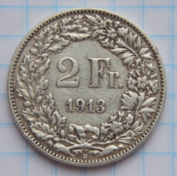 Image #1 of 2 Francs 1913