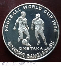 Image #2 of 1 Taka 1993 - World Championship Soccer '94