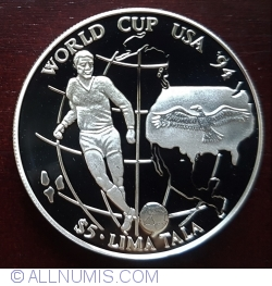 Image #1 of 5 Tala 1994 - World Championship Soccer '94
