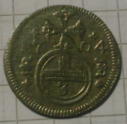 Image #1 of 3 Pfennig 1704