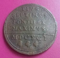 1 Baiocco 1801