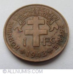 1 Franc 1943