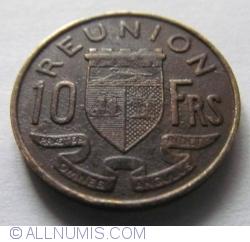 Imaginea #1 a 10 Franci 1962