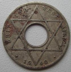 Imaginea #2 a 1/10 Penny 1940