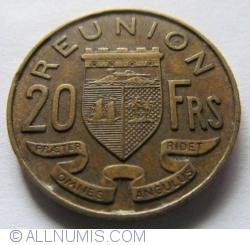 Imaginea #1 a 20 Franci 1955
