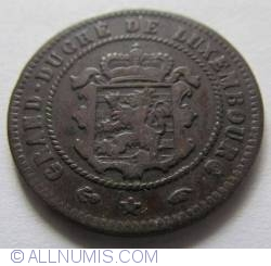 Image #1 of 5 Centimes 1855