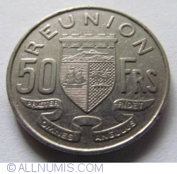 Imaginea #1 a 50 Franci 1962