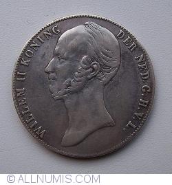 Image #2 of 2-1/2 Gulden 1845