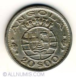 Image #1 of 20 Escudos 1955