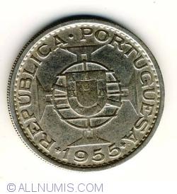 Image #2 of 20 Escudos 1955
