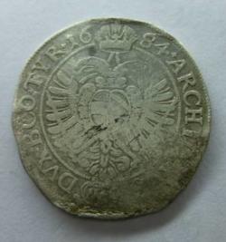 Image #2 of 15 Kreuzer 1684