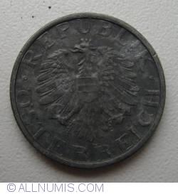Image #2 of 10 Groschen 1949
