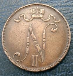 Image #2 of 5 Pennia 1907