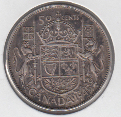 Image #1 of 50 Cents 1945