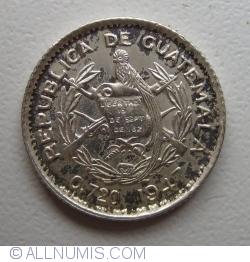 Image #2 of 5 Centavos 1947
