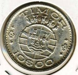 Image #1 of 10 Escudos 1964
