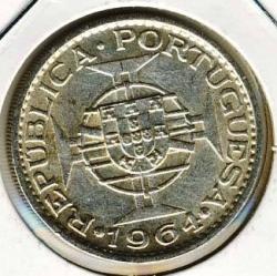 Image #2 of 10 Escudos 1964