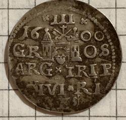 Image #1 of 3 Groschen 1600