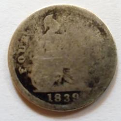 Imaginea #1 a Groat 1839