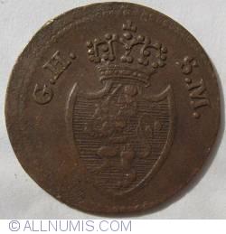 Image #1 of 1 Pfennig 1819 GH-SM