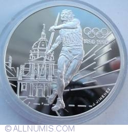 Image #2 of 100 Franci 1994 - Olympic Games (1896-1996)