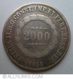 Image #1 of 2000 Reis 1853