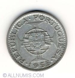 Image #2 of 10 Escudos 1955